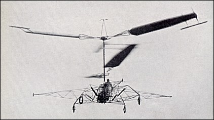 DAT3 helicopter