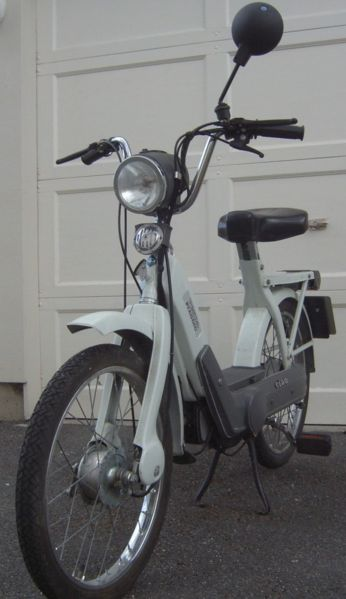 The Ciao scooter