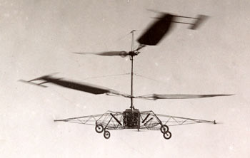 Helicopter DAT3 (1930)